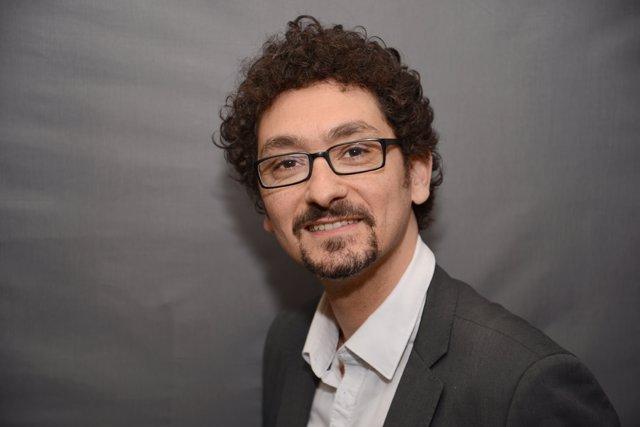 El escritor David Foenkinos, autor de 'La biblioteca de los libros rechazados'