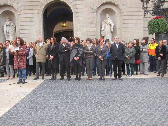 Conmemoración Del Día De La Mujer Del Ayuntamiento De Barcelona