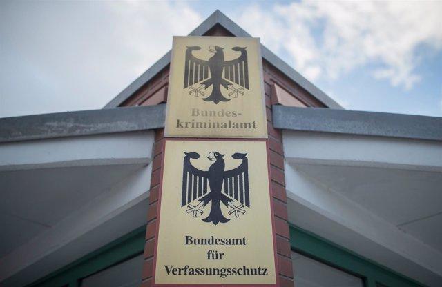 Servicio de Inteligencia Interior alemán (Bfv)