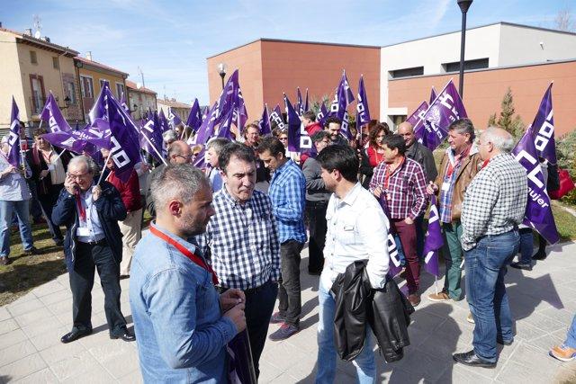 Ávila. Hernández en Ávila