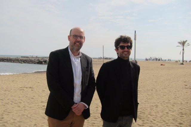 Jordi Basté y Marc Artigau