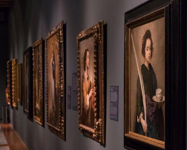 Se prorroga hasta el 2 de abril la exposición 'Velázquez. Murillo. Sevilla'