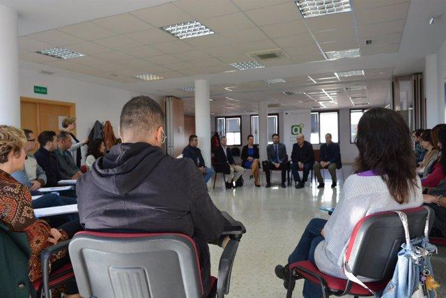 Nota/La Lanzadera Andalucía Emprende De Armilla Prepara A 20 Personas Desemplead