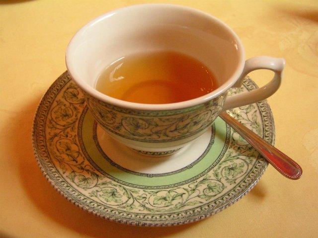 Taza de té, infusión