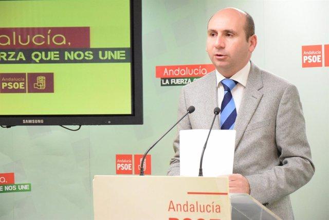 Francisco Conejo PSOE-A Política Institucional secretario psoe socialista
