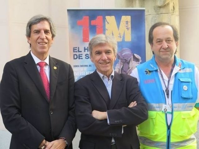 D. Alfonso del Álamo, director de Emergencias Madrid