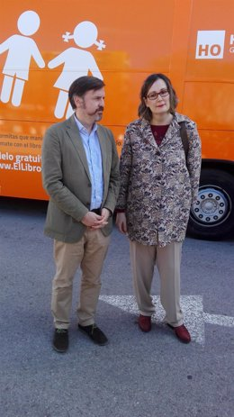 Ignacio Arsuaga y Charlotte Goiar