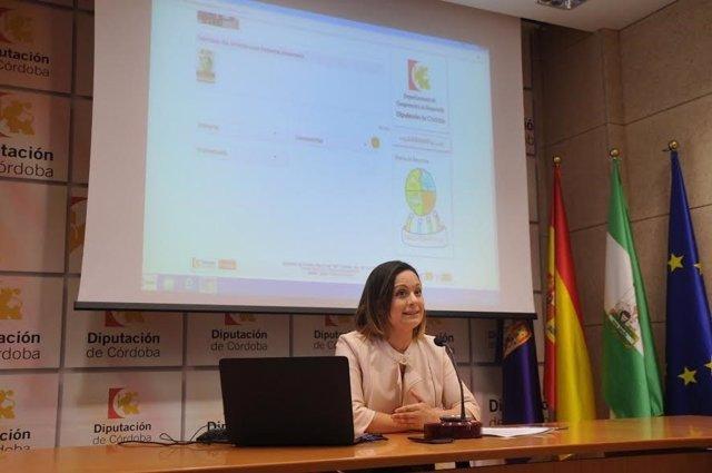 Guijarro presenta las actividades del Banco de Recursos