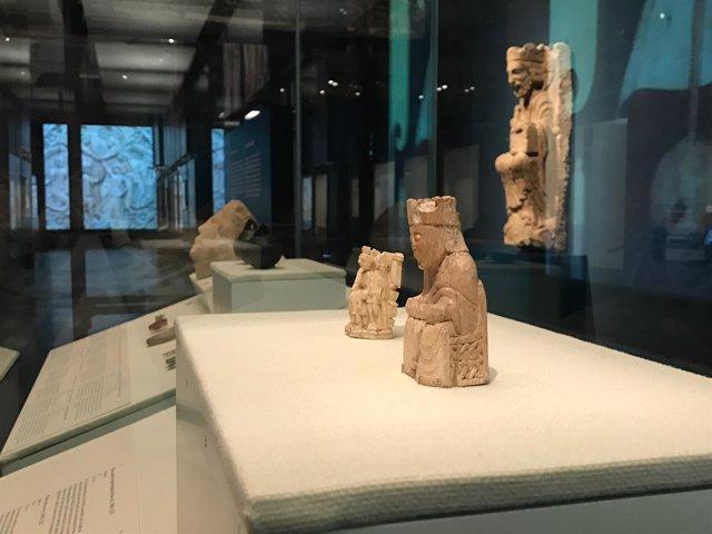 Exposición del British Museum en el CaixaForum de Barcelona