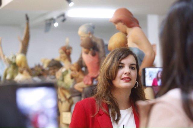 Sandra Gómez presenta Fallas Tour