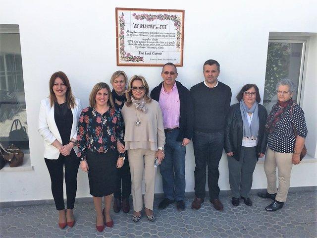 Diputación suscribe convenio con entidades de enfermos de Alzheimer