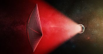 Se especula si misteriosas señales propulsan naves extraterrestres
