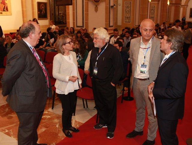 Inauguración Congreso Siza
