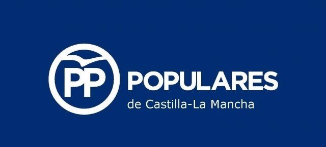 Logotipo PP C-LM