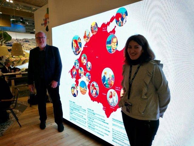Presentación del Movie map de Mallorca en la ITB de Berlín