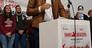 Más de 350 militantes de Juventudes Socialistas firman un manifiesto de...
