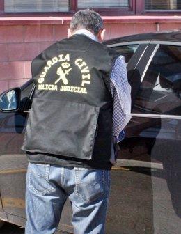 La Guardia Civil Desarticula Una Banda De Falsos Operarios De Empresas De Agua,
