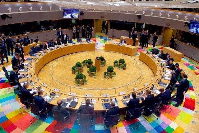 Cumbre de la UE en Bruselas