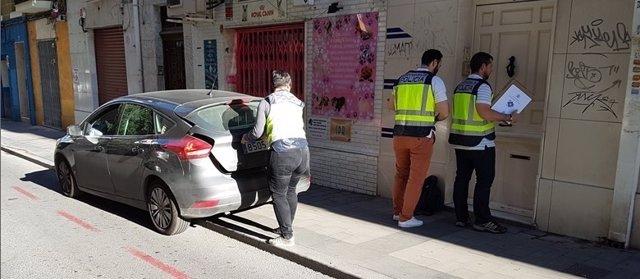 Desarticulada en Alicante una red de explotación sexual