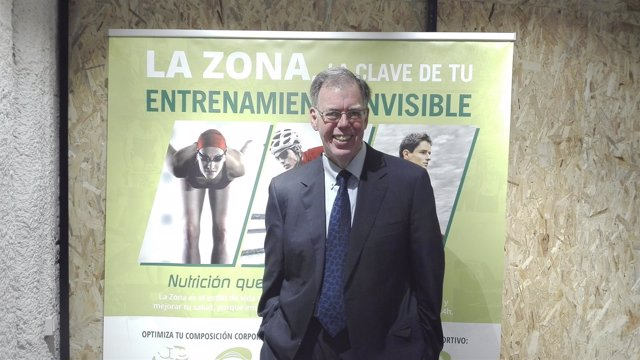 El doctor Barry Sears, creador de la dieta de 'La Zona'