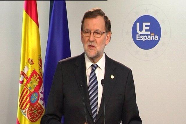 Rajoy confirma la candidatura de Barcelona para acoger la EMA