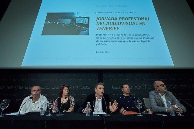 Jornada audiovisual
