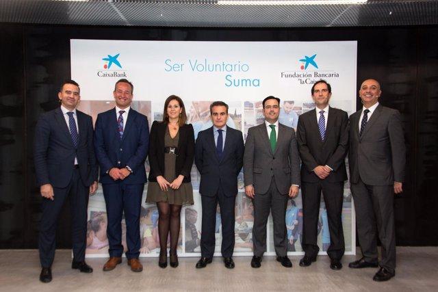 Semana Social de CaixaBank en Sevilla