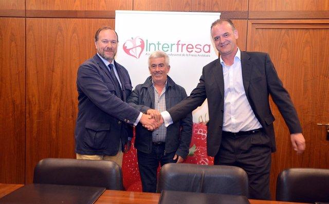 Acuerdo entre Interfresa y productores de envases de madera.