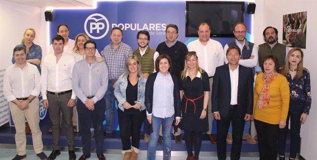 PP de Soria apoya a Alfonso Fernández Mañueco