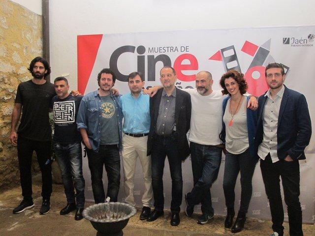 Presentación de 'El signo de Caronte' y 'Zona hostil' en Jaén