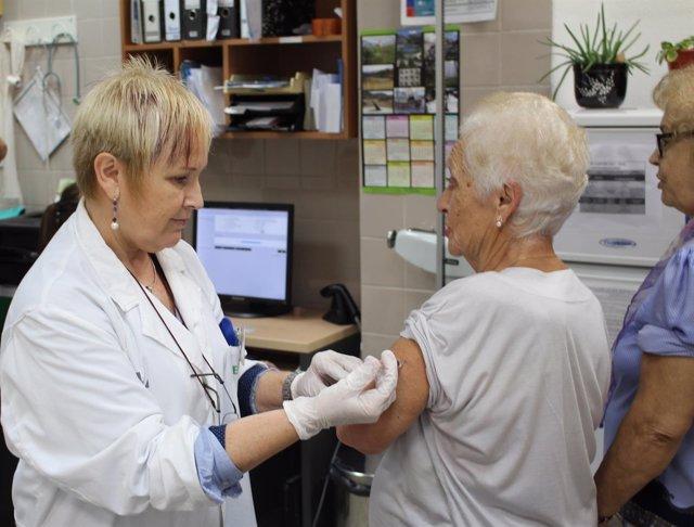 Vacunación gripe