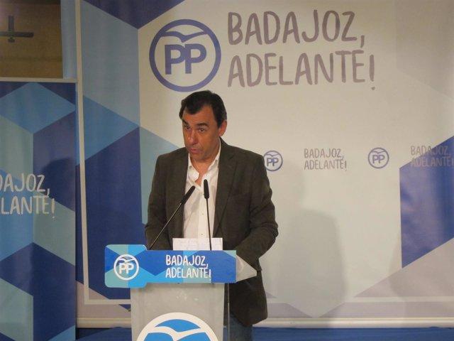 Martínez-Maíllo en Badajoz