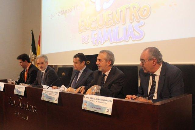 Encuentro Andaluz de Familias de personas con Síndrome de Down