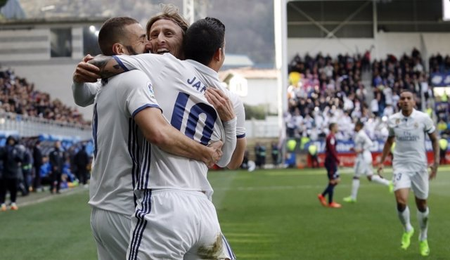 Real Madrid Eibar