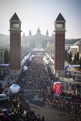 La Zurich Marató 2017 se celebrará el domingo 12 de marzo