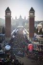 Foto: Más de 20.200 personas correrán este domingo la maratón de Barcelona