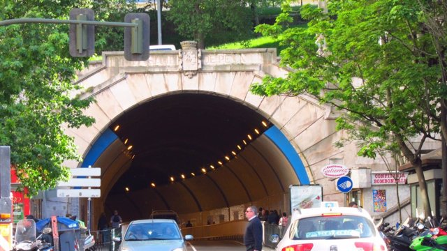 Túnel Pasaje De Peña En Santander