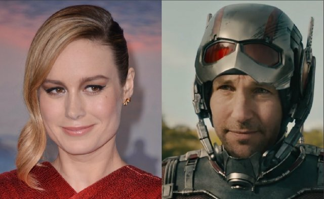 Ant man 2 y Capitana Marvel