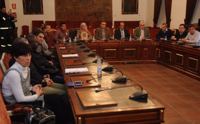 Técnicos extranjeros en DIputación de Córdoba
