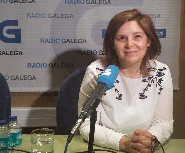 Radio Galega A Entrevista 12 03 17 Pta.Xestora Psdeg Psoe Pilar Cancela