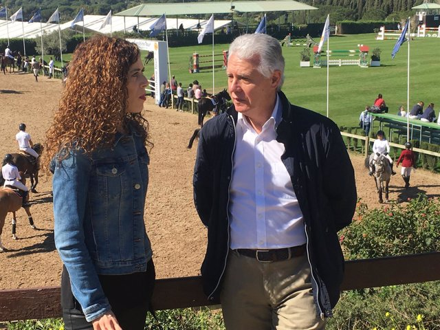 Miriam Alconchel y Francisco Menacho (PSOE)
