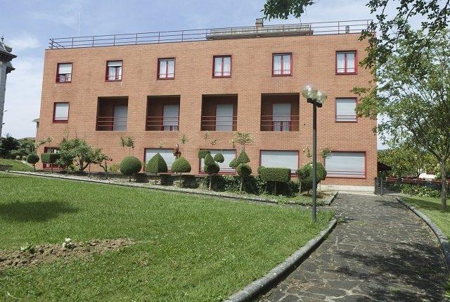 Residencia de personas mayores San Antón de Armuru, en Amurrio