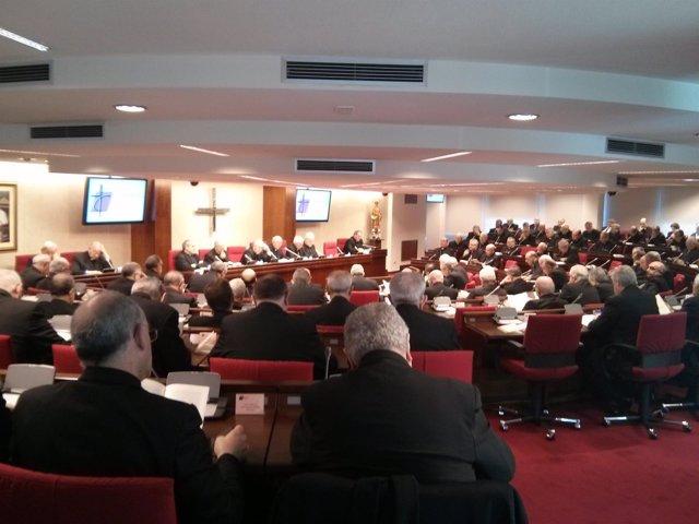 CIX Asamblea Plenaria de la Conferencia Episcopal Española