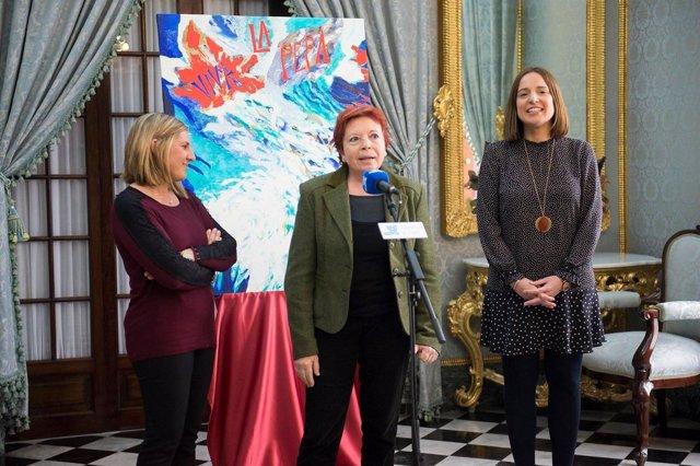 Presentación cartel Día de la Provincia de Cádiz 2017
