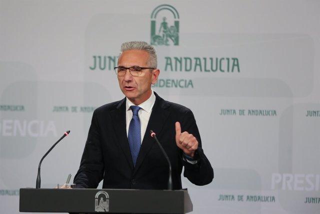 Miguel Ángel Vázquez, este martes