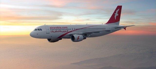 Avión de Air Arabia