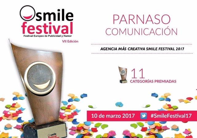 La agencia ha obtenido en el SmileFestival 2017, un total de 11 reconocimientos.