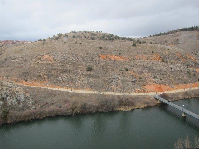 Uno De Los Pantanos De La Cuenca