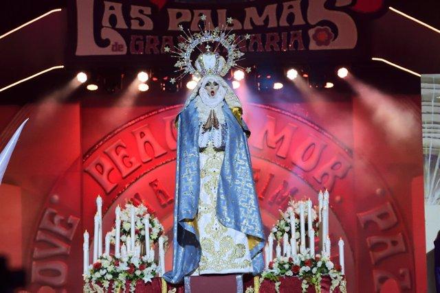 Ganador de la gala drag de Las Palmas de Gran Canaria