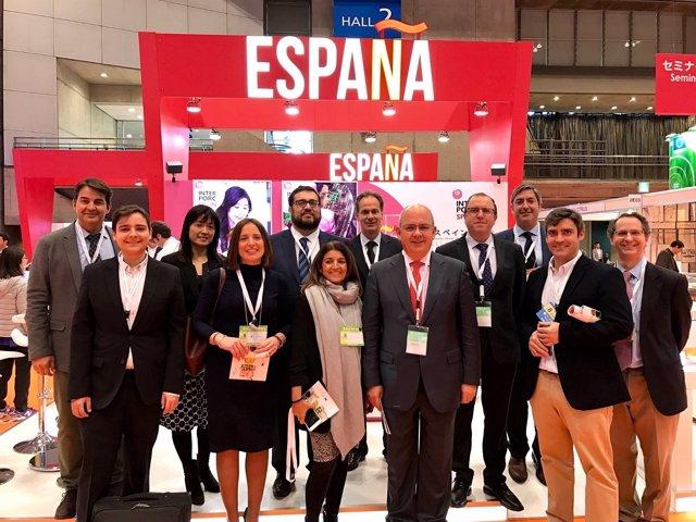 La Diputación de Cádiz colabora en una misión comercial a Tokio